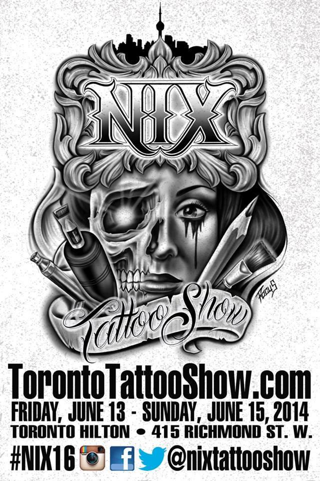 Toronto tattoo show 2018 sb distribution produits pour for Pool show toronto 2018